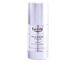 Cremas Antiarrugas y Antiedad HYALURON FILLER peeling & serum Eucerin