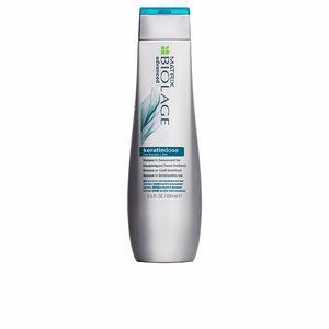 Shampoo com queratina KERATINDOSE shampoo Biolage