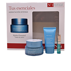 Skincare set HYDRA ESSENTIEL SET Clarins