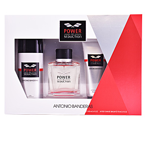 Antonio Banderas POWER OF SEDUCTION LOTE perfume