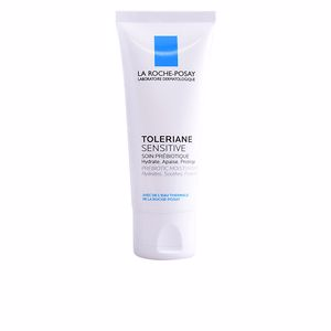 Face moisturizer - Anti redness treatment cream TOLERIANE SENSITIVE soin prébiotique La Roche Posay