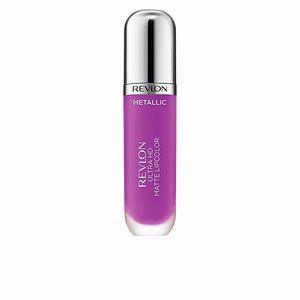 Lipsticks ULTRA HD MATTE METALLIC lipcolor Revlon Make Up