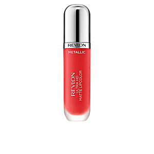 Batom ULTRA HD MATTE METALLIC lipcolor Revlon Make Up