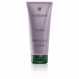 Colocare shampoo OKARA mild silver shampoo Rene Furterer