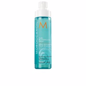 Hair styling product CURL re-energizing spray Moroccanoil