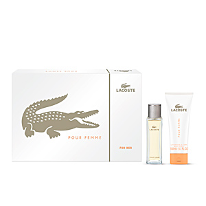 Lacoste LACOSTE POUR FEMME SET perfume