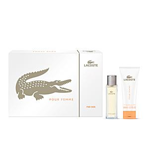 Lacoste LACOSTE POUR FEMME LOTE perfume