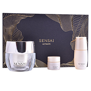 Anti aging cream & anti wrinkle treatment SENSAI ULTIMATE THE CREAM  SET Kanebo Sensai