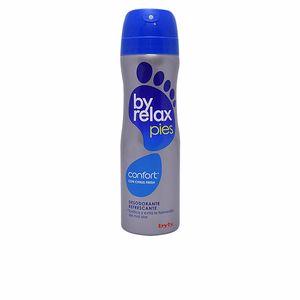 Tratamientos y cremas pies BYRELAX PIES CONFORT desodorante refrescante Byly