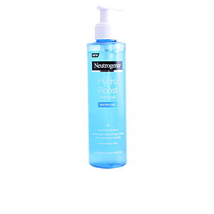 Limpiador facial HYDRO BOOST cleanser water gel  Neutrogena