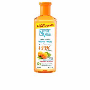Moisturizing shampoo HAPPY KIDS champú Naturvital