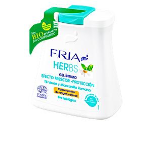 Intimate gel FRIA HERBS ECOCERT gel íntimo bio protección Fria