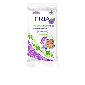 Fazzolettini detergenti FRIA SENIOR maxi toalla emoliente corporal