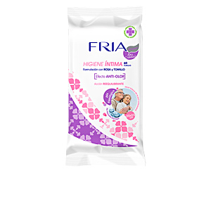Intimate Wipes FRIA SENIOR maxi toalla íntima anti-olor Fria