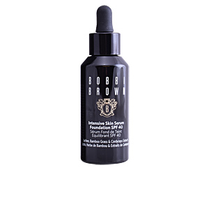 Foundation makeup INTENSIVE SKIN SERUM foundation SPF40 Bobbi Brown