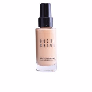SKIN FOUNDATION SPF15 #warm beige