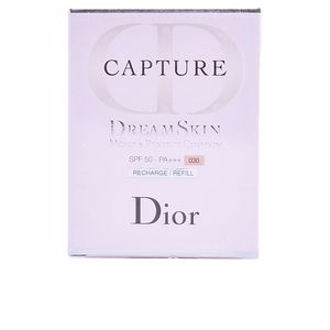 Foundation makeup CAPTURE DREAMSKIN MOIST & PERFECT cushion refill Dior