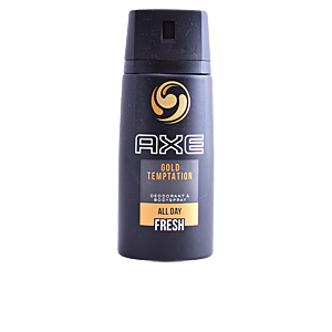 Deodorant GOLD TEMPTATION deodorant spray Axe