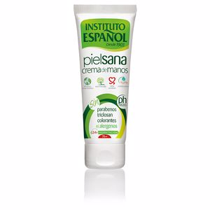 Hand cream & treatments PIEL SANA crema manos Instituto Español