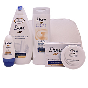 Gift Set HIDRATACION PROFUNDA BEAUTY COLLECTION VOORDELSET Dove