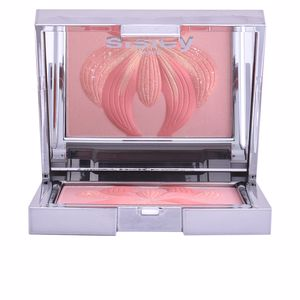Highlighter makeup L'ORCHIDÉE CORAIL blush enlumineur Sisley