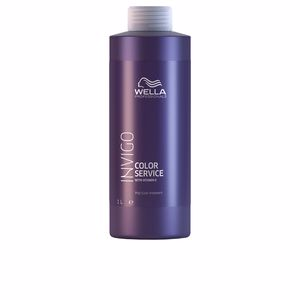 Hair color treatment INVIGO COLOR SERVICE post color treatment Wella
