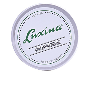 Hair styling product BRILLANTINA pomade Luxina