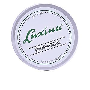 Produit coiffant BRILLANTINA pomade Luxina
