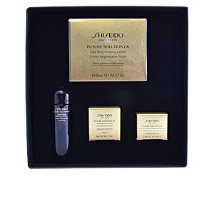 Set cosmética facial FUTURE SOLUTION LX NIGHT Shiseido