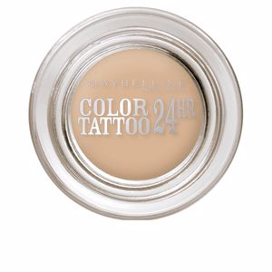 Sombra de ojos COLOR TATTOO  24hr cream gel eye shadow  Maybelline