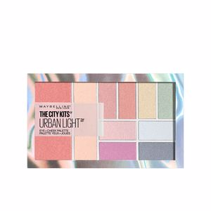 Lidschatten CITY KITS URBAN LIGHT palette Maybelline