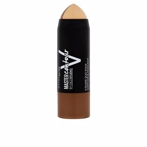 Highlighter makeup MASTER CONTOUR V-SHAPE duo stick Maybelline