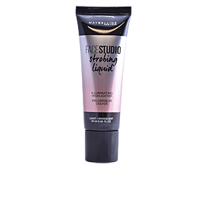Highlighter makeup MASTER STROBING LIQUID illuminating highlighter Maybelline