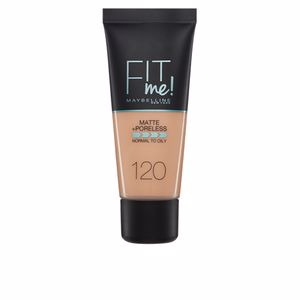 Fondation de maquillage FIT ME MATTE+PORELESS foundation Maybelline