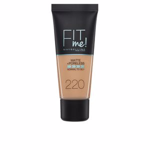 Base maquiagem FIT ME! MATTE+PORELESS foundation Maybelline