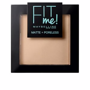 FIT ME MATTE+PORELESS powder  #120-classic ivory