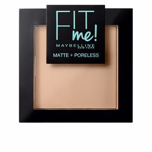 FIT ME MATTE+PORELESS powder #130-buff beige