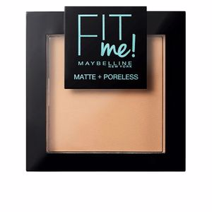 FIT ME MATTE+PORELESS powder #220-natural beige