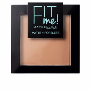 FIT ME MATTE+PORELESS powder #250-sun