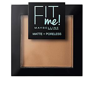 FIT ME MATTE+PORELESS powder #350-caramel