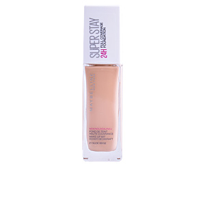Foundation makeup SUPERSTAY 24H full coverage foundation Maybelline