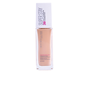 Foundation Make-up SUPERSTAY 24H full coverage foundation Maybelline