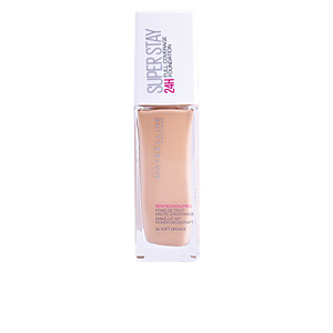 SUPERSTAY full coverage foundation #34-soft bronze