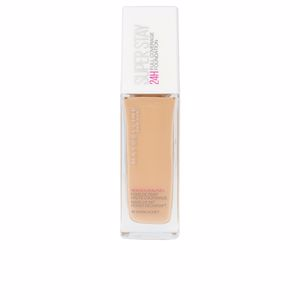 Base de maquillaje SUPERSTAY 24H full coverage foundation Maybelline