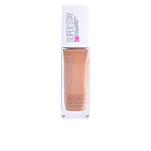 Base de maquillaje SUPERSTAY full coverage foundation Maybelline