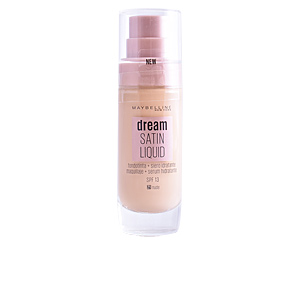 Fondation de maquillage DREAM SATIN LIQUID FOUNDATION+SERUM Maybelline