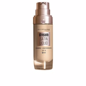 Foundation makeup DREAM SATIN LIQUID FOUNDATION+SERUM
