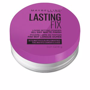 Loose powder MASTER FIX perfecting loose powder Maybelline