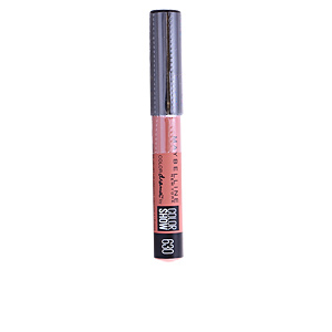 Batom COLOR DRAMA crayon lip pencil Maybelline