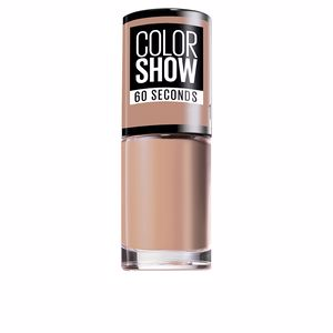 COLOR SHOW nail 60 seconds #01-go bare